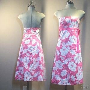Logos Pink Floral, Summer Dress
